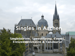 Blind dating aachen