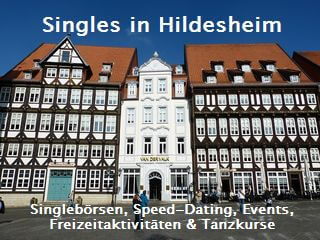 Single Hildesheim - Städtefoto