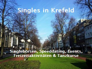 Single tanzkurs krefeld