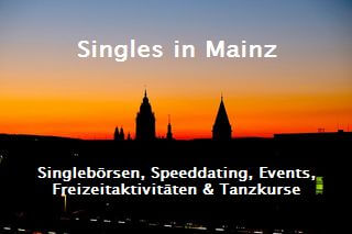 Blind dating mainz