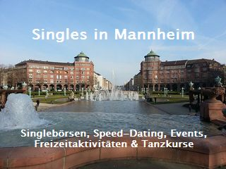 Blind dating mannheim